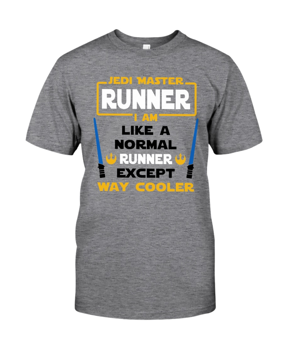 Jedi Master Runner - Special Edition Classic T-Shirt
