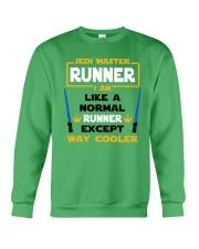 Jedi Master Runner - Special Edition Crewneck Sweatshirt thumbnail