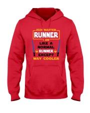 Jedi Master Runner - Special Edition Hooded Sweatshirt thumbnail