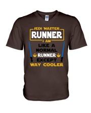 Jedi Master Runner - Special Edition V-Neck T-Shirt thumbnail