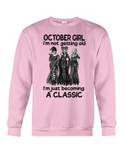 October Girl - Special Edition Crewneck Sweatshirt thumbnail