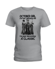 October Girl - Special Edition Ladies T-Shirt thumbnail