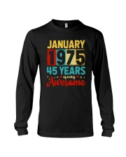 January 1975 - Special Edition Long Sleeve Tee thumbnail