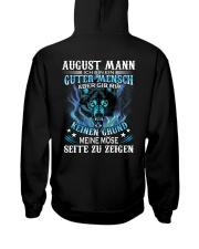 August Mann Hooded Sweatshirt thumbnail
