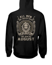 August Man - Special Edition Hooded Sweatshirt thumbnail