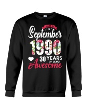 September Girl - Special Edition Crewneck Sweatshirt thumbnail