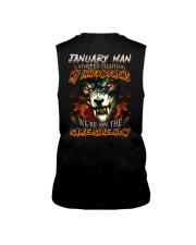 January Man - Special Edition Sleeveless Tee thumbnail