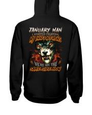 January Man - Special Edition Hooded Sweatshirt thumbnail