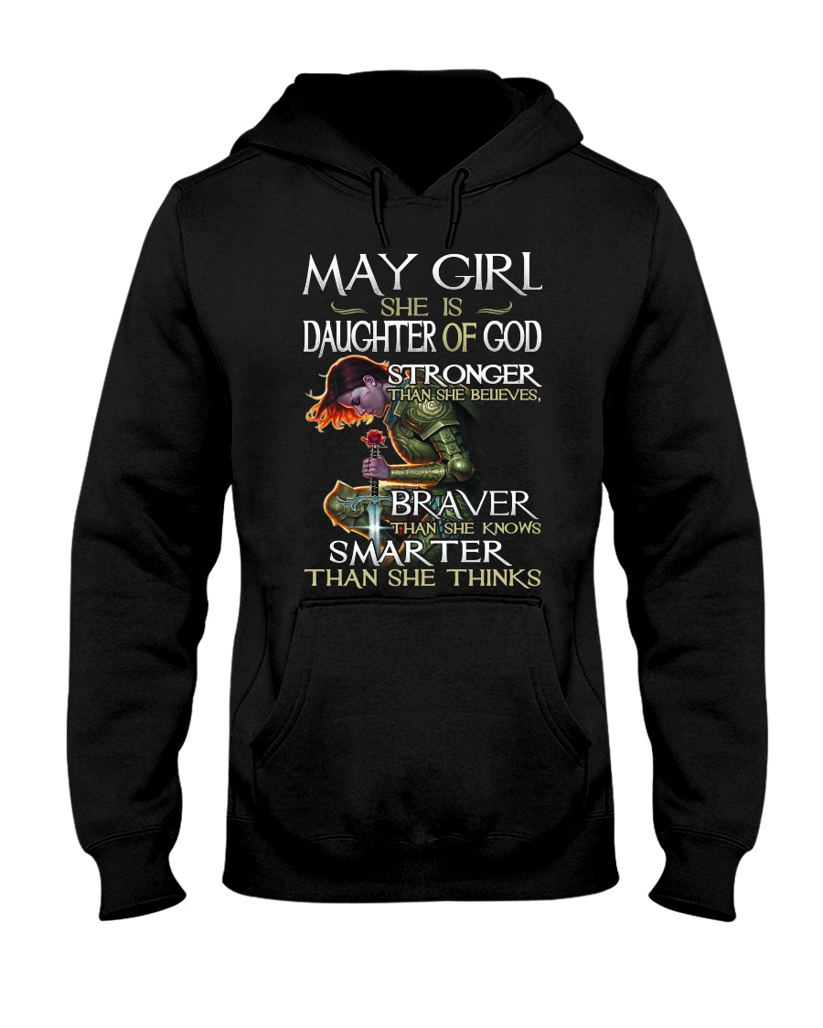 May Girl - Special Edition Hooded Sweatshirt