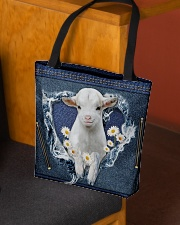 Goat Daisy Jean For Goat Lovers Tote Bag All-over Tote aos-all-over-tote-lifestyle-front-02