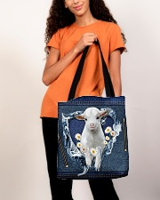 Goat Daisy Jean For Goat Lovers Tote Bag All-over Tote aos-all-over-tote-lifestyle-front-06