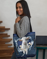 Goat Daisy Jean For Goat Lovers Tote Bag All-over Tote aos-all-over-tote-lifestyle-front-08