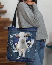 Goat Daisy Jean For Goat Lovers Tote Bag All-over Tote aos-all-over-tote-lifestyle-front-09