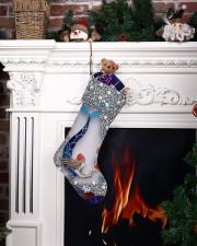 Mermaid Bling Christmas Stocking aos-christmas-stocking-lifestyles-06