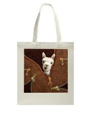 Llama Tote Bag thumbnail