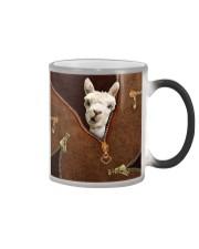 Llama Color Changing Mug thumbnail