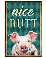 Pig Nice Butt 11x17 Poster front