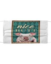 Pig Nice Butt Cloth face mask thumbnail