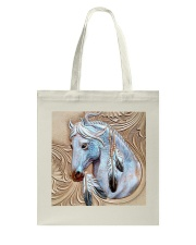 Horse Native Vintage Tote Bag thumbnail