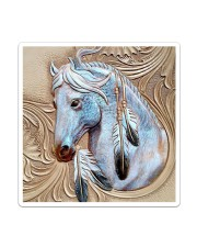 Horse Native Vintage Sticker - Single (Vertical) thumbnail