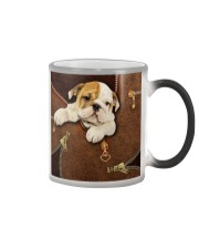 English Bulldog  Color Changing Mug thumbnail
