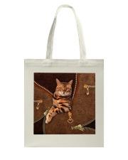 Bengal Cat  Tote Bag thumbnail