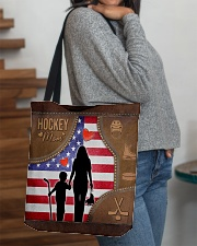 Hockey Mom Tote All-over Tote aos-all-over-tote-lifestyle-front-09