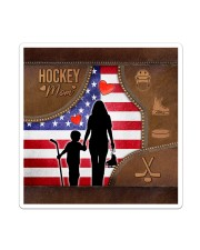 Hockey Mom Tote Sticker - Single (Vertical) thumbnail