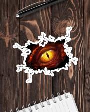 Stiker - Crack Dragon Eye  Sticker - Single (Horizontal) aos-sticker-single-horizontal-lifestyle-front-05