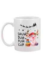 Pig Xmas Shuh Duh Fuh Cup Mug back
