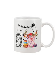 Pig Xmas Shuh Duh Fuh Cup Mug front