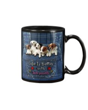 Jack Russell Life  Is Better  Mug thumbnail