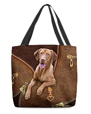 Vizsla All-over Tote back