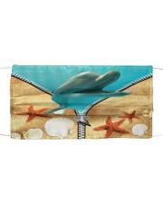 Animal - Dolphin Cloth face mask thumbnail