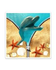 Animal - Dolphin Sticker - Single (Vertical) thumbnail