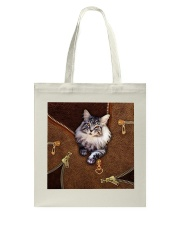 Maine Coon Cat  Tote Bag tile