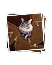 Maine Coon Cat  Sticker tile