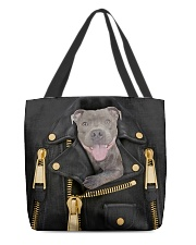 Pitbull - Jacket  All-over Tote front