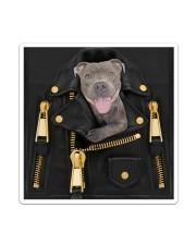 Pitbull - Jacket  Sticker - Single (Vertical) thumbnail