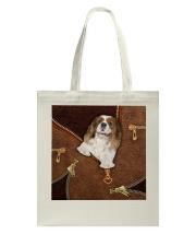 Charles Cavalier King  Tote Bag thumbnail