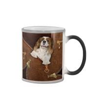 Charles Cavalier King  Color Changing Mug thumbnail