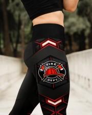 Firefighter Light Leggings High Waist Leggings aos-high-waist-leggings-lifestyle-11