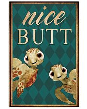 Turtle - Nice Butt 11x17 Poster front