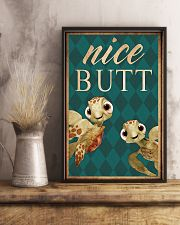 Turtle - Nice Butt 11x17 Poster lifestyle-poster-3