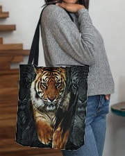 Tiger Tote Bag All-over Tote aos-all-over-tote-lifestyle-front-09