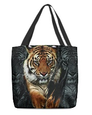 Tiger Tote Bag All-over Tote back