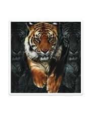 Tiger Tote Bag Sticker tile