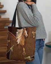 Native Horse  All-over Tote aos-all-over-tote-lifestyle-front-09