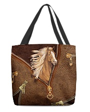 Native Horse  All-over Tote front