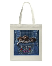 GSP Life Is Better Tote Bag tile